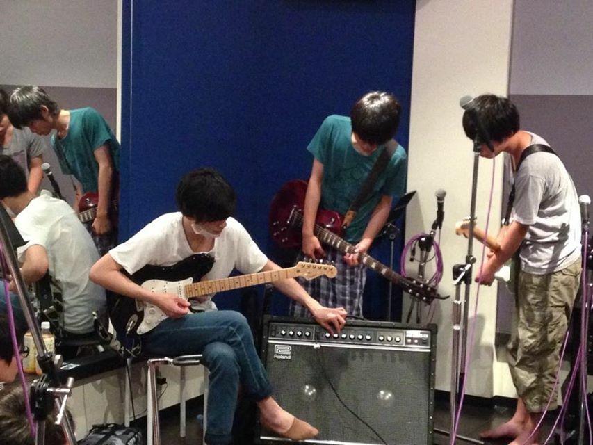 永井義朗 東海大 高輪 武蔵小杉 ギター教室