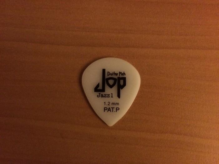 JOP,pick,ピック,ポリアセタール