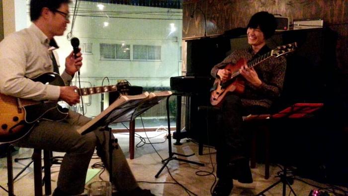 永井義朗,ジャズギター,奥沢,nasa