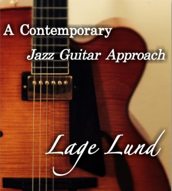 lage-lund,ジャズギター,教則本