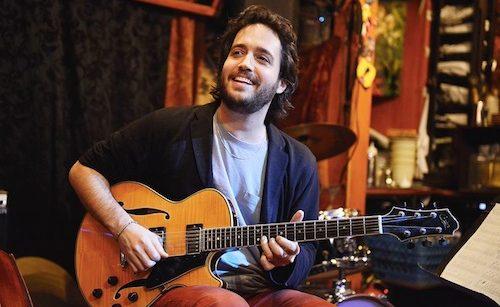 yotam-silberstein,ジャズギター.イスラエル