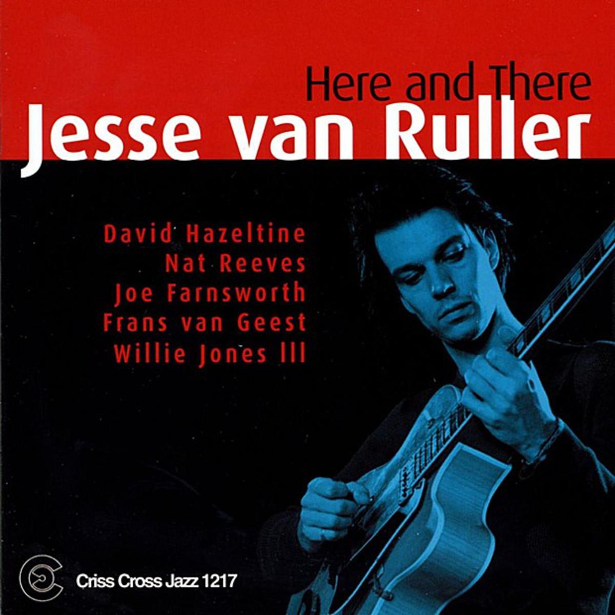 Jesse-Van-Ruller,ジャズギター,アナライズ,フレーズ分析