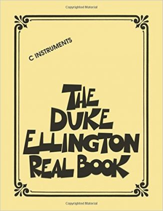duke-ellington,リアルブック,曲集