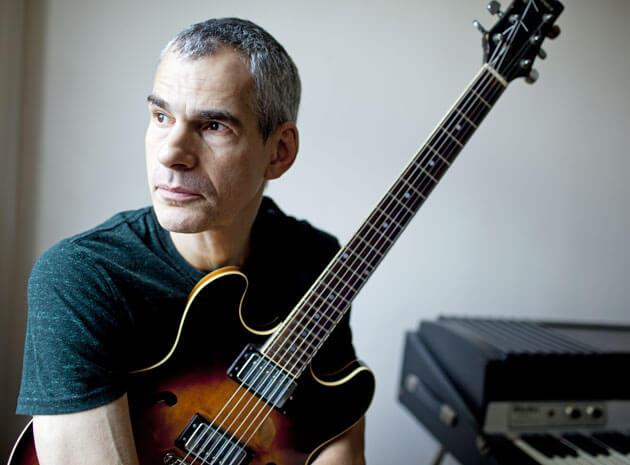 Ben-Monder,ジャズギター,弦,ゲージ
