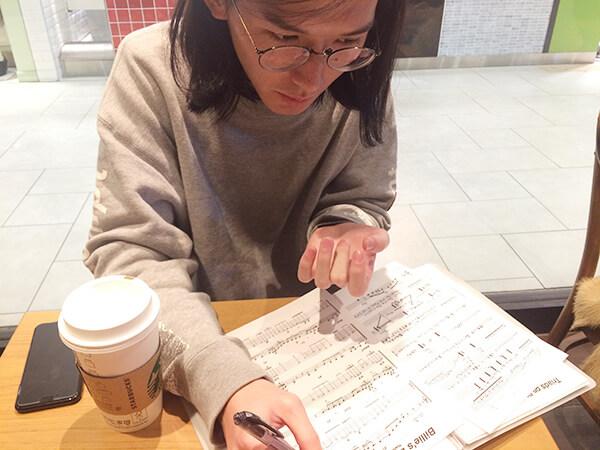 武蔵小杉,スターバックス,永井義朗,ギター教室
