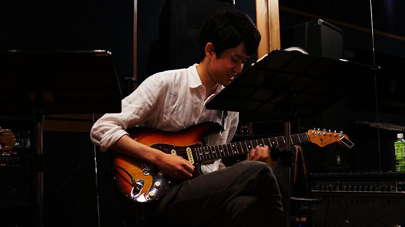 永井義朗,ギター教室,武蔵小杉,ジャズ,セッション