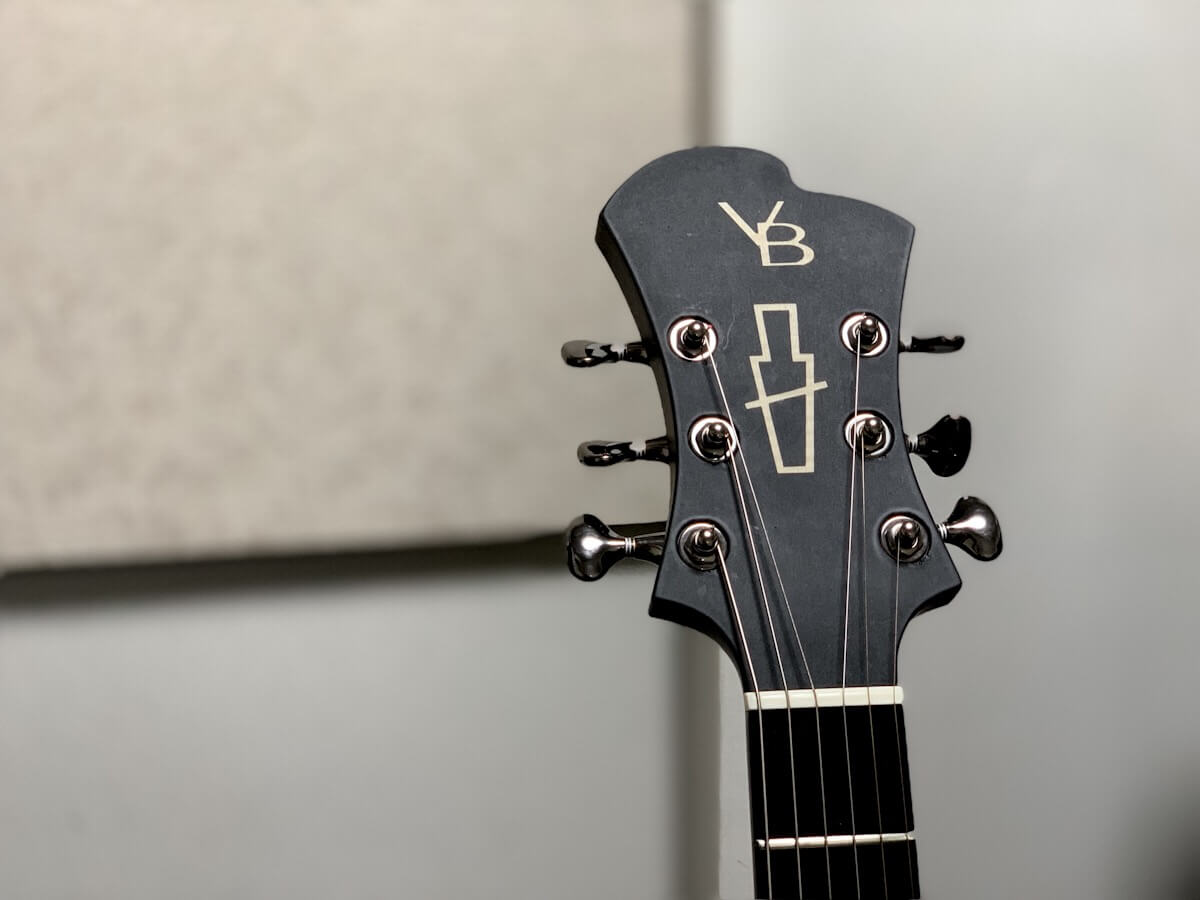 Victor-Baker,ビクターベイカーセミアコ,14,ジャズギター