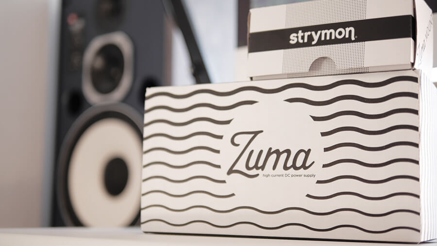 Strymon,zuma,ストライモン,パワーサプライ