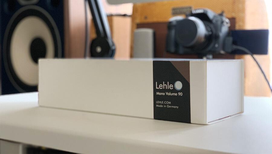 Lehle,mono-volume-90,ヴォリュームペダル,エフェクター