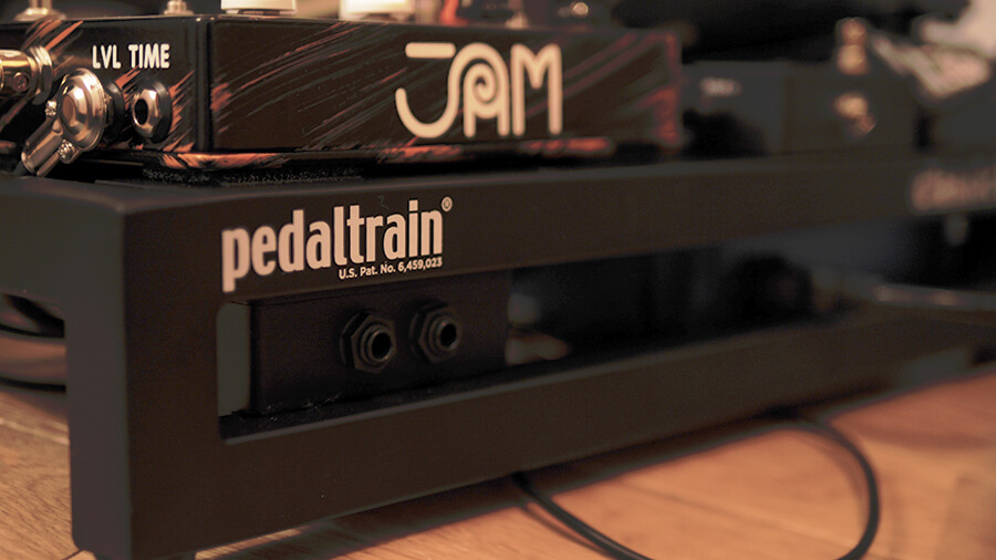 one-control,junction-box,pedaltrain,ジャンクションボックス