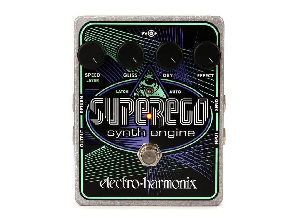 electro-harmonix,Superego