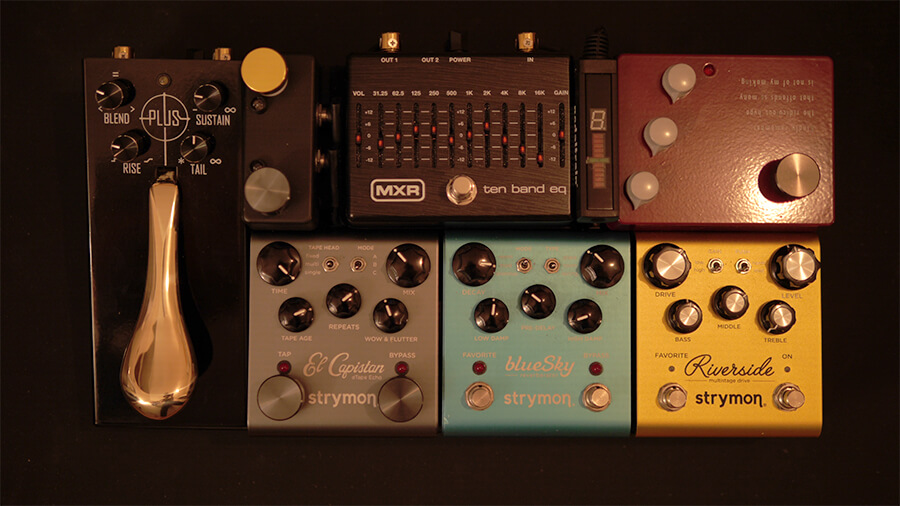 strymon,gamechangeraudio,pedaltrain,metro16