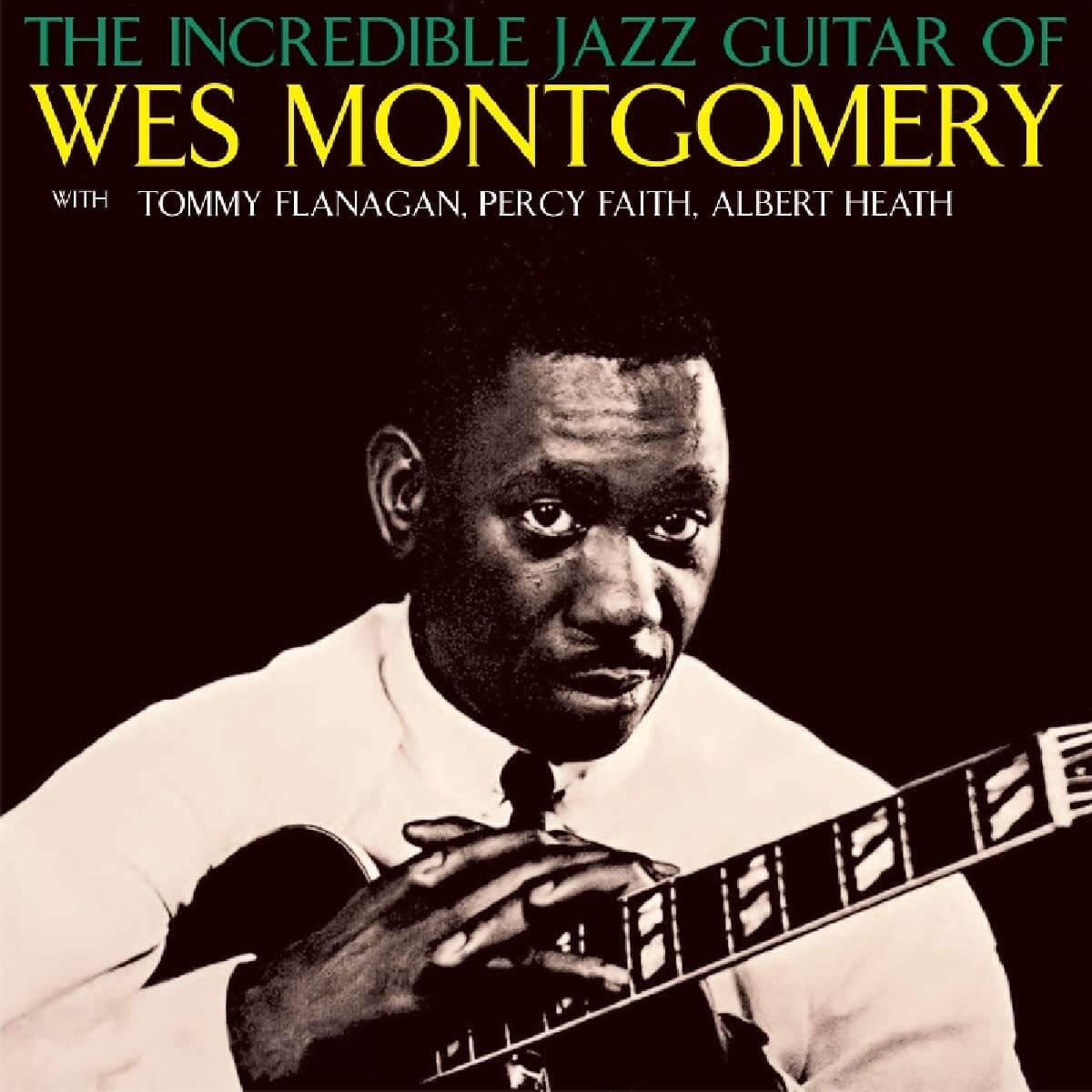 wes-montgomery, ウェスモンゴメリー,コピー譜面